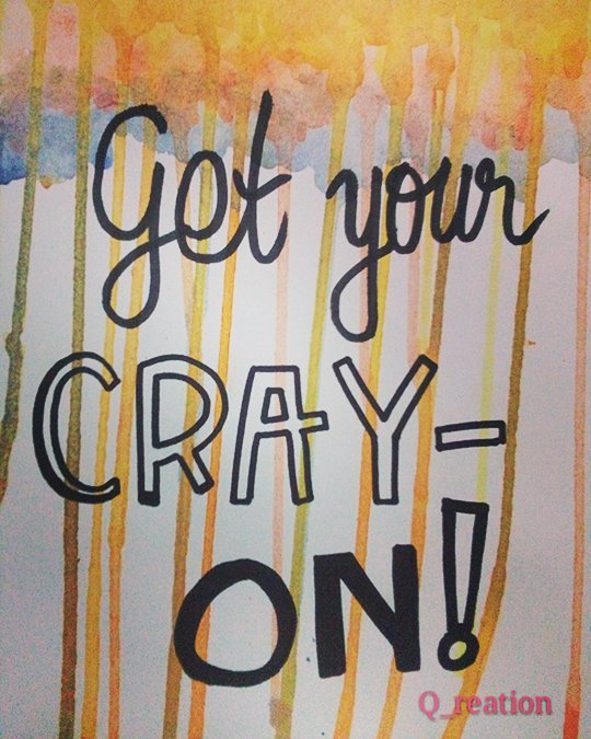 get your cray on